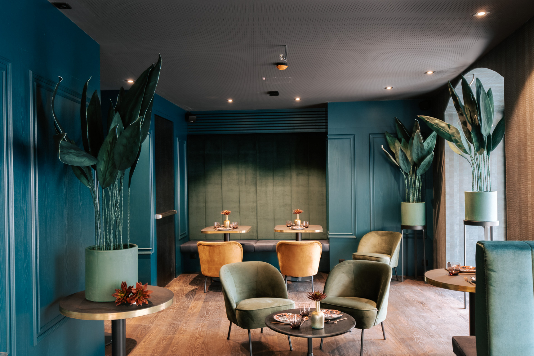 AIOLA LIVING Hotel & Store © Paul Bauer