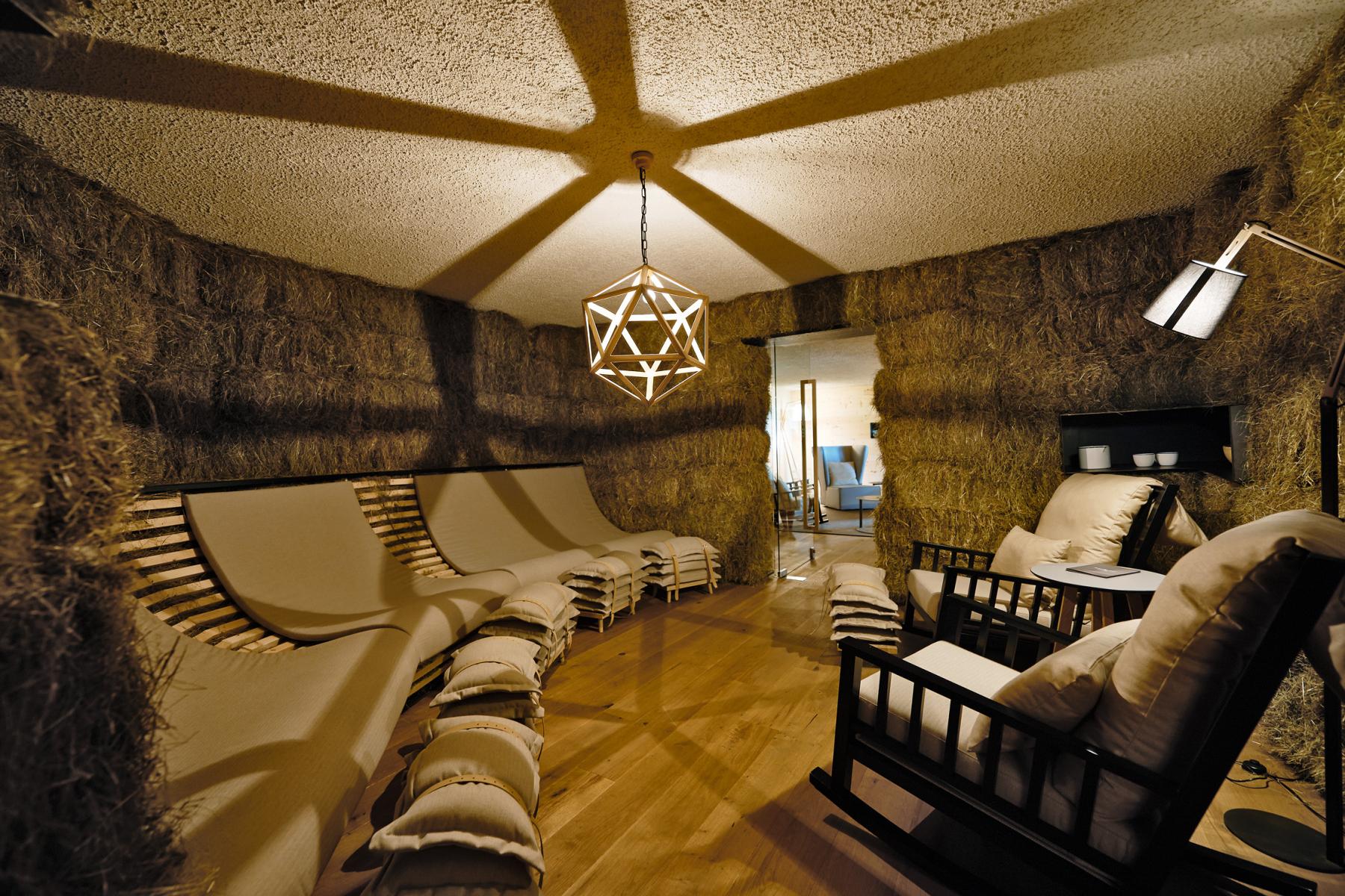 Hotel Gitschberg Fenilia Spa Haylounge