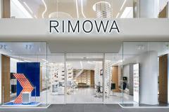 Labvert Rimowa Store in Ginza, Tokyo © Daici Ano