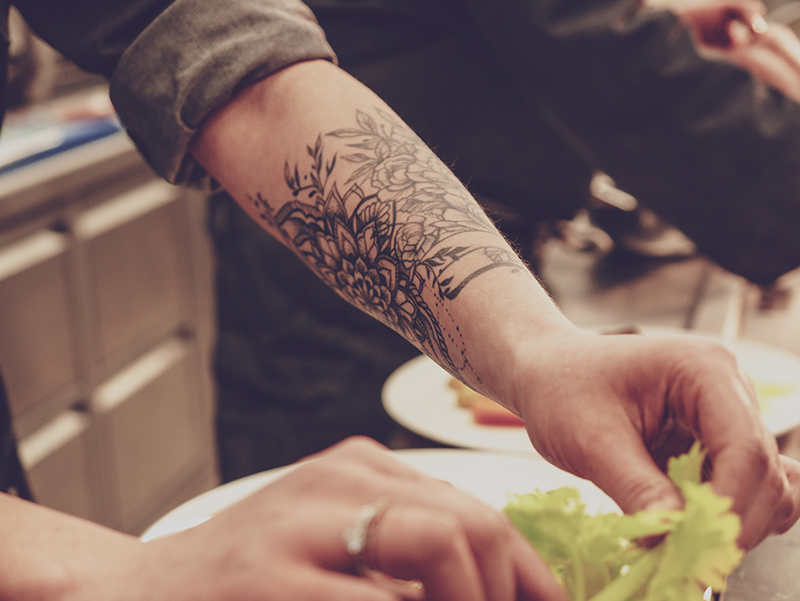 """Á la carte restaurant """"SEENSUCHT""""_03 © Seehotel Bellevue"""