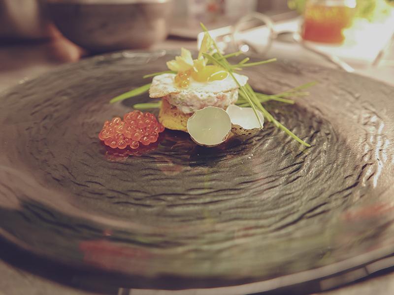 """Á la carte restaurant """"SEENSUCHT""""_07 © Seehotel Bellevue"""