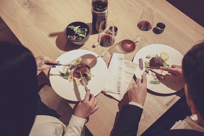 """Á la carte restaurant """"SEENSUCHT""""_08© Seehotel Bellevue"""