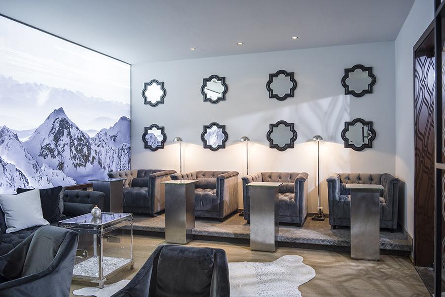 Hotel The Crystal-lounge © mindpark_Daniel Zangerl