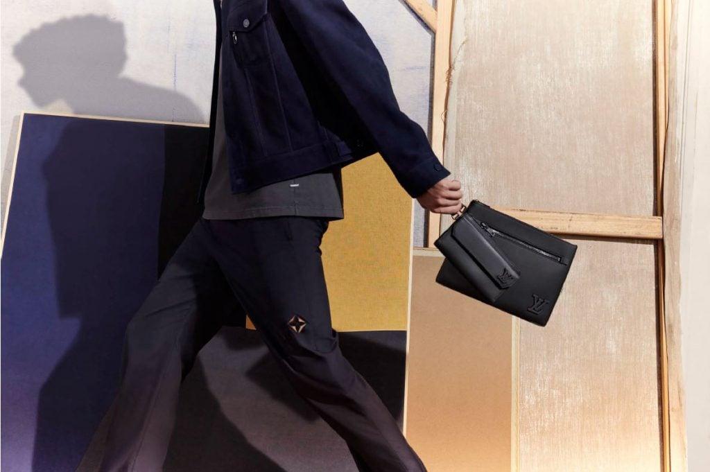 Louis Vuitton Aerogram by Virgil Abloh