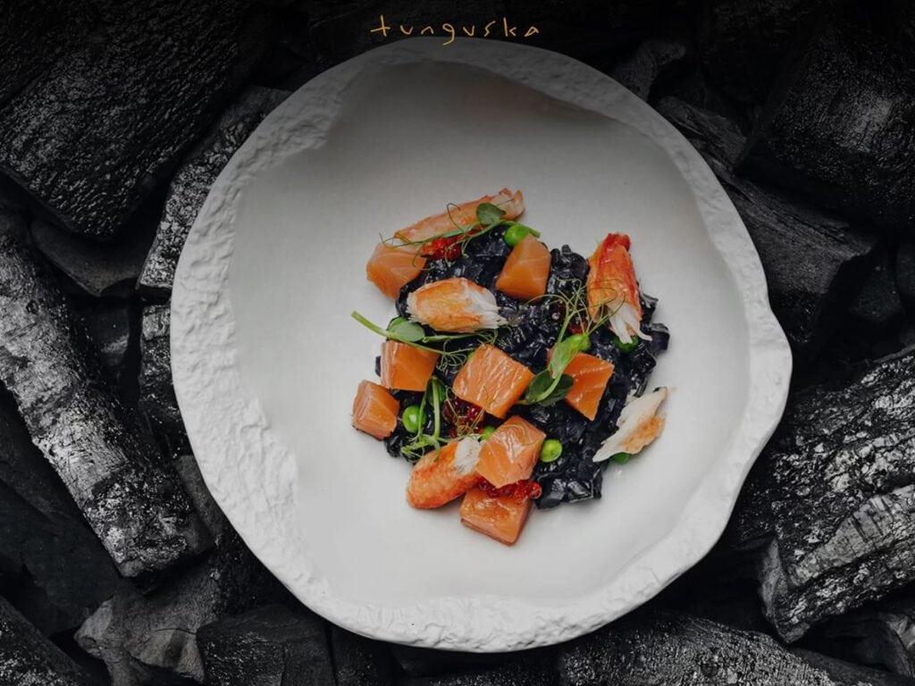 Tunguska food