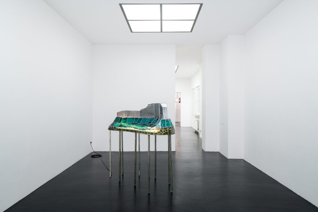 Tiril Hasselknippe exhibition The Future Never Sat Still at DREI