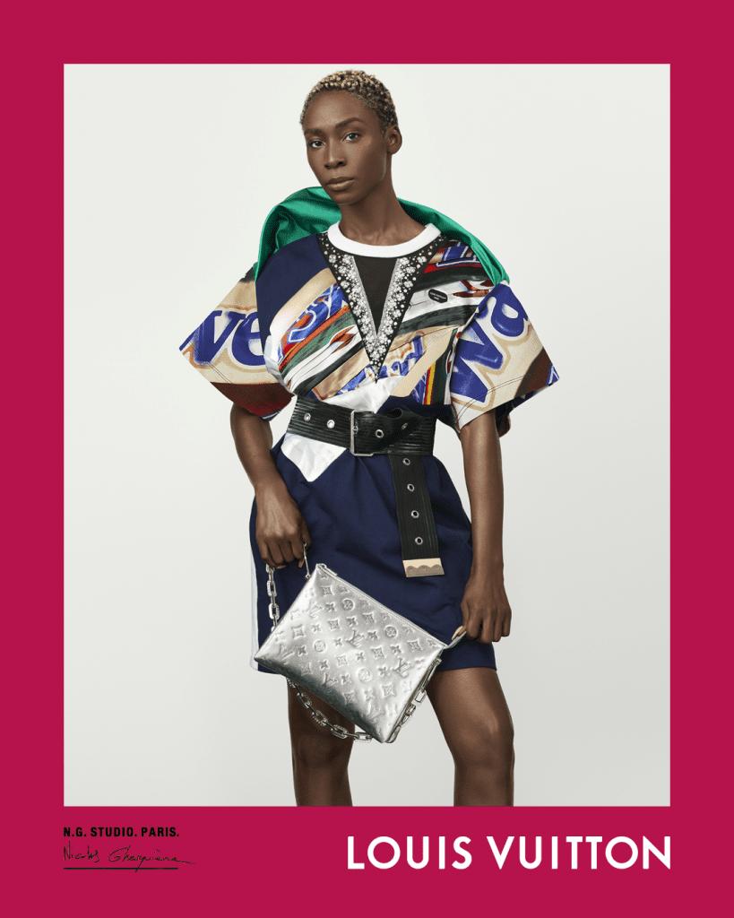 Louis Vuitton SS21 Women's Kampagne