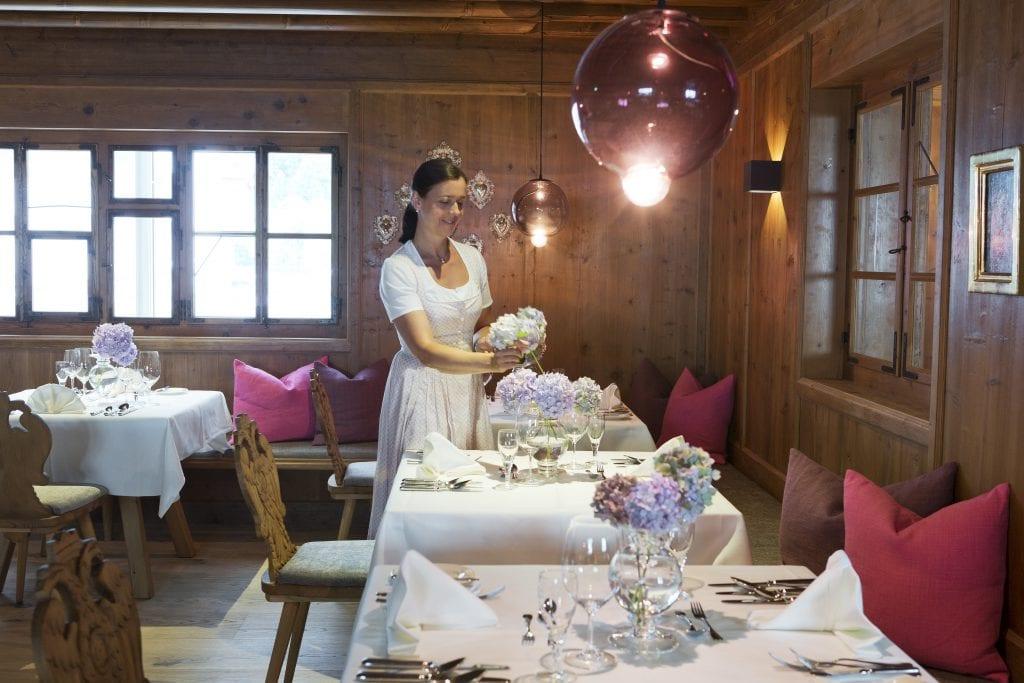 Restaurant ElisabethHotel Mayrhofen