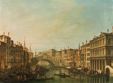 im Kinsky Sommerauktion : Giovanni Antonio Canal