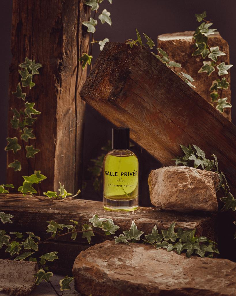 Parfume Le Temps Perdu by Salle Privée