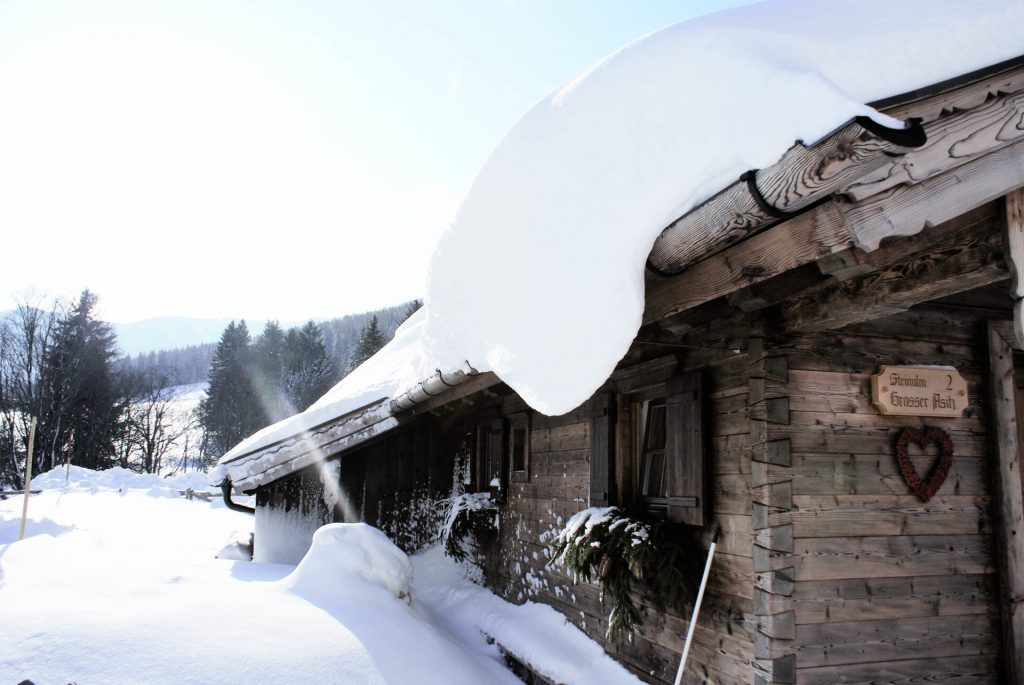 Especially during winter Hotel &Chalets Puradies is the place to visit