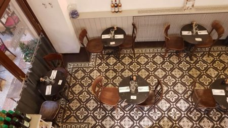 Historic tiles