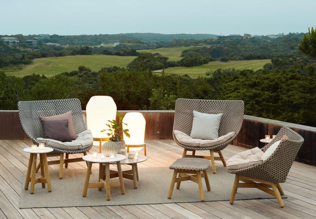 Robert Eisenberger, Outdoor furniture by DEODON