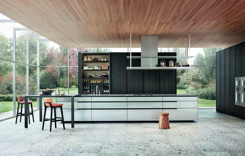 Robert Eisenberger, Kitchen by Poliform Kitchen