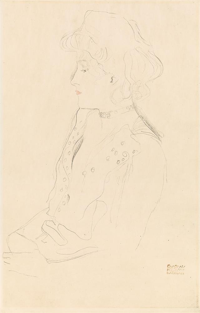 im Kinsky Sommerauktion: Gustav Klimt