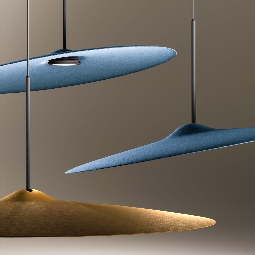 Acustica' designed by Gio Minelli & Marco Fossati