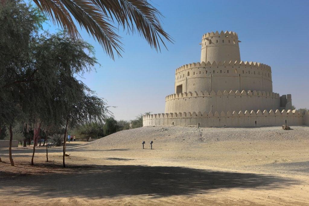 Al Jahili Fort im Emirat