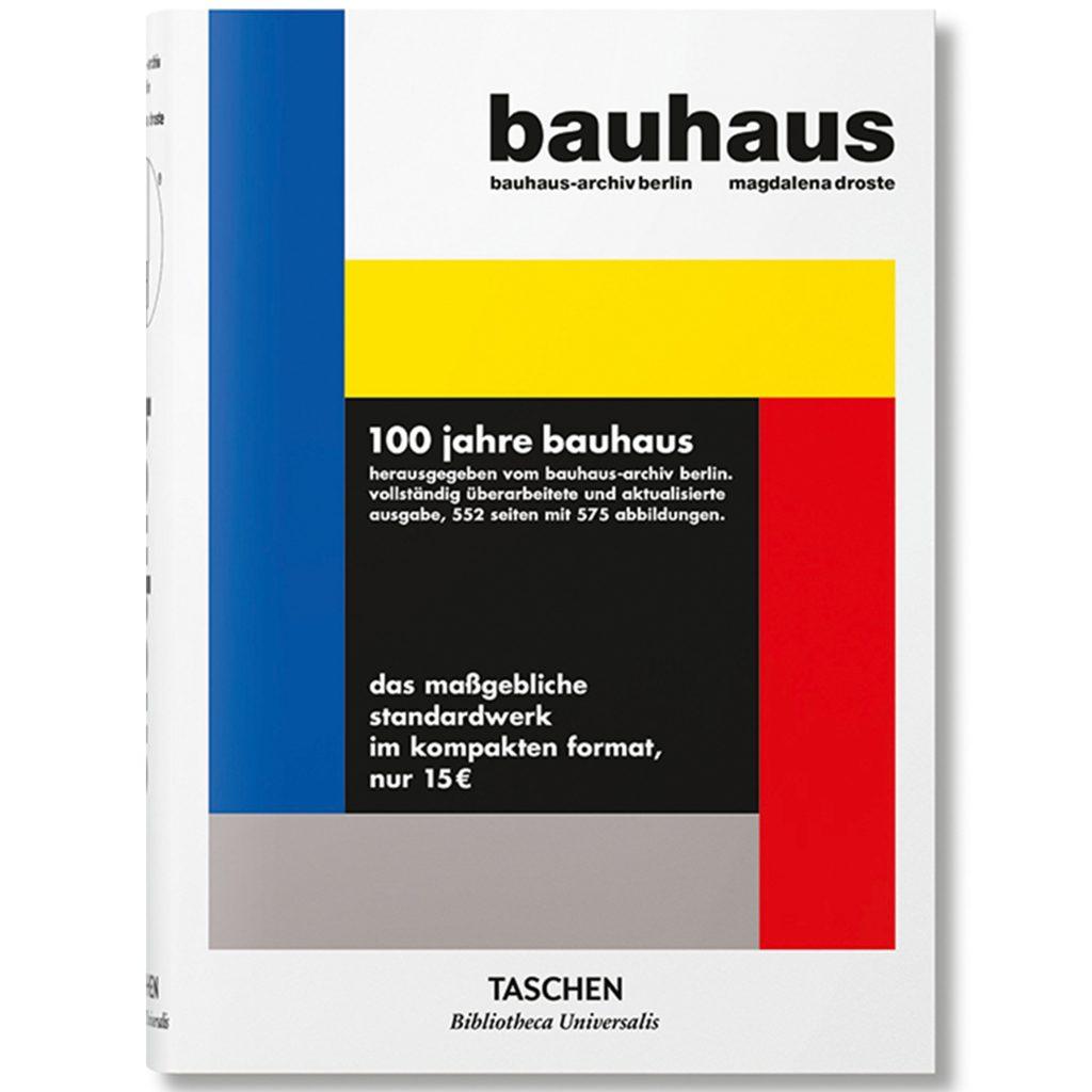 Hundert Jahre Bauhaus Buchtipp