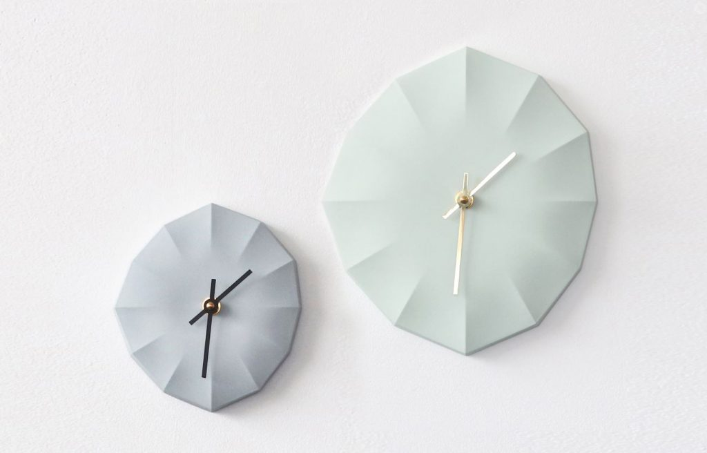 Click-Clock, Design by Ayako Aratani / Detroit