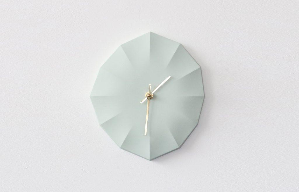 CLICK-CLOCK von Ayako Aratani für Aratani・Fay Detroit