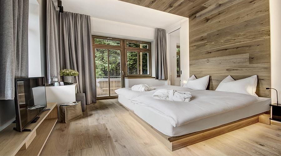 Doppelzimmer Classic © Seehotel Bellevue
