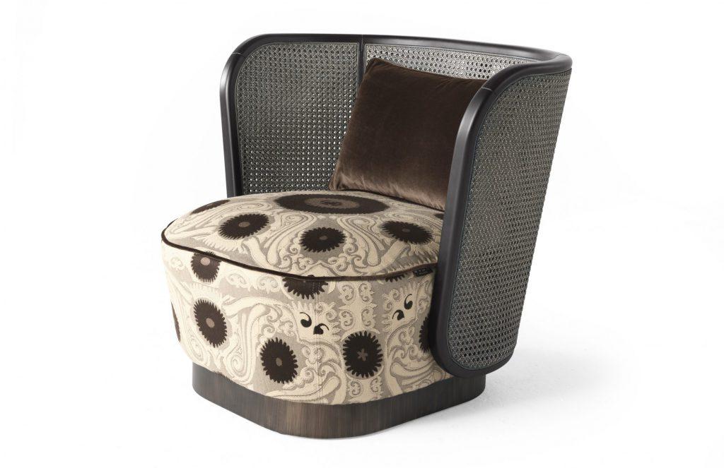 ETRO Home Interiors - Caral armchair