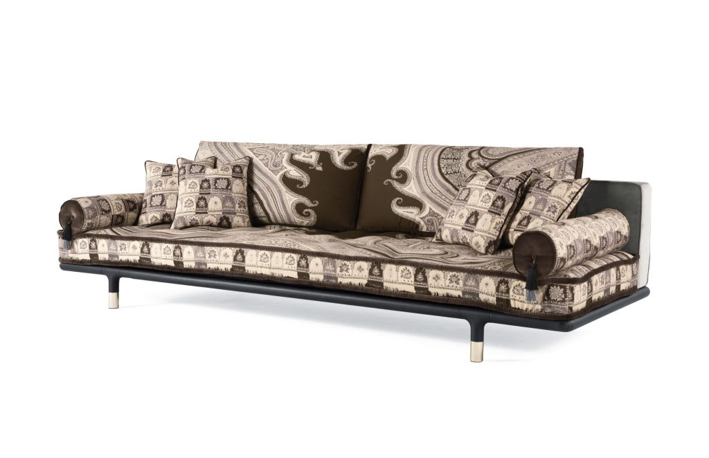 ETRO Home Interiors - Woodstock Mountain Four Seater Sofa