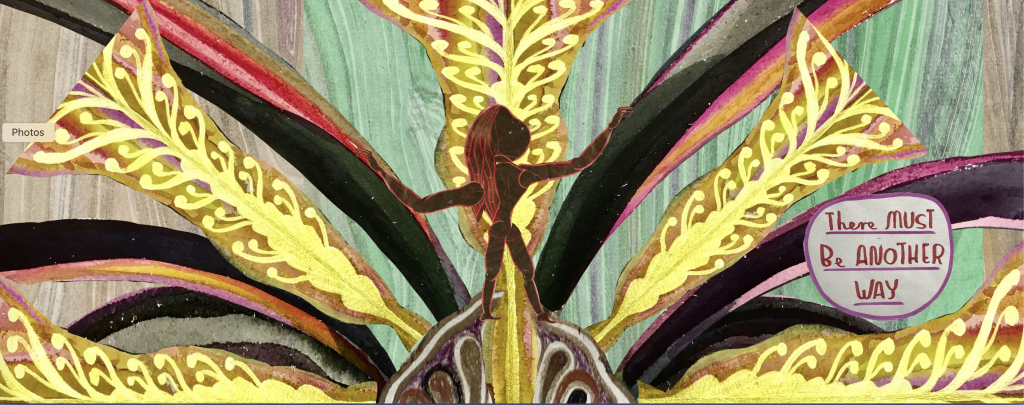 Emma Talbot Still from What is a City? 2021 Animation 02:30 mins Courtesy the artist and CIRCA