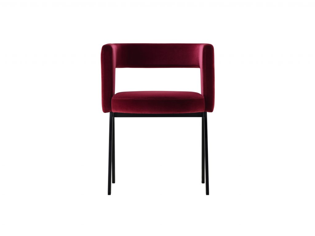 D8P dining chair