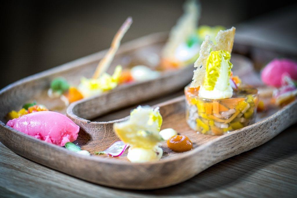 Kulinarik im Hotel & Chalets Puradies