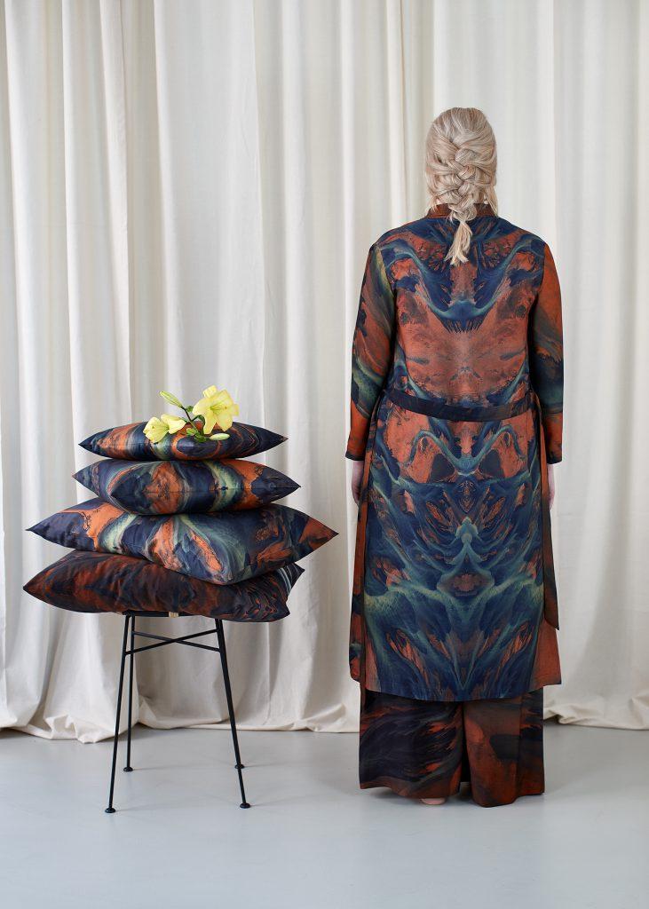 Eva Poleschinksi Homewear Kollektion Indoor + Outside