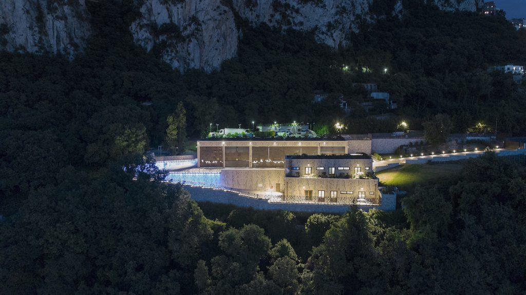 Das Kraftwerk auf Capri