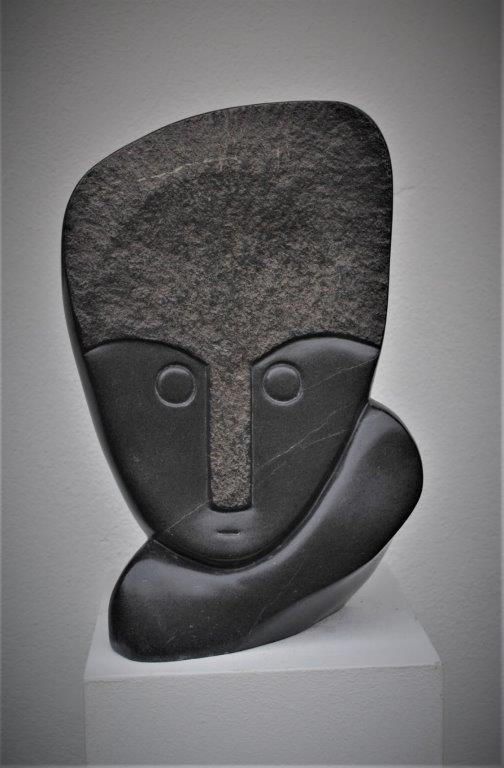 Shona Sculptures, Edward-Chiwawa-Head