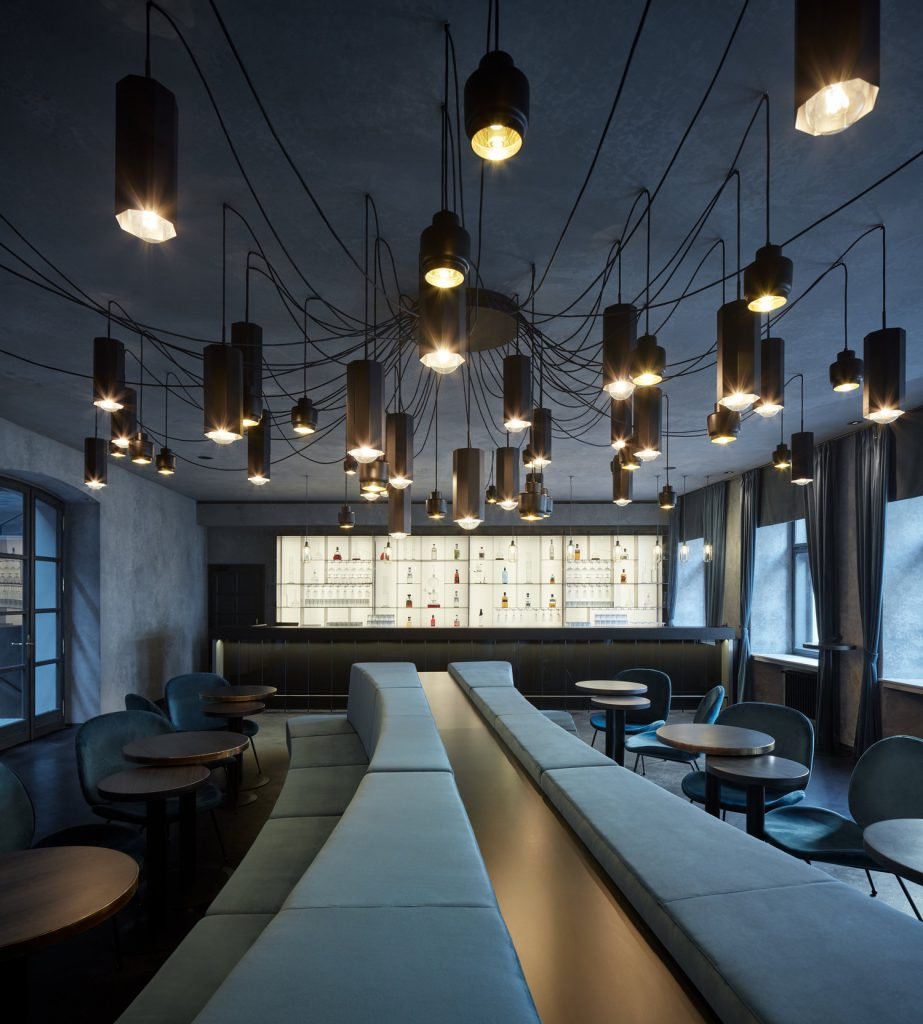 MOON Club & Lounge, Prague – simply a 'place to be' THE