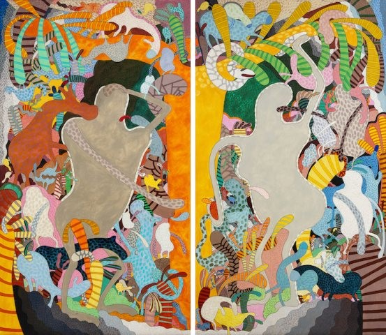 art auction by Hindman