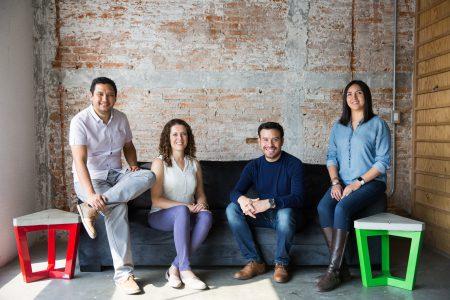 Gruppenfoto Design Studio Neko