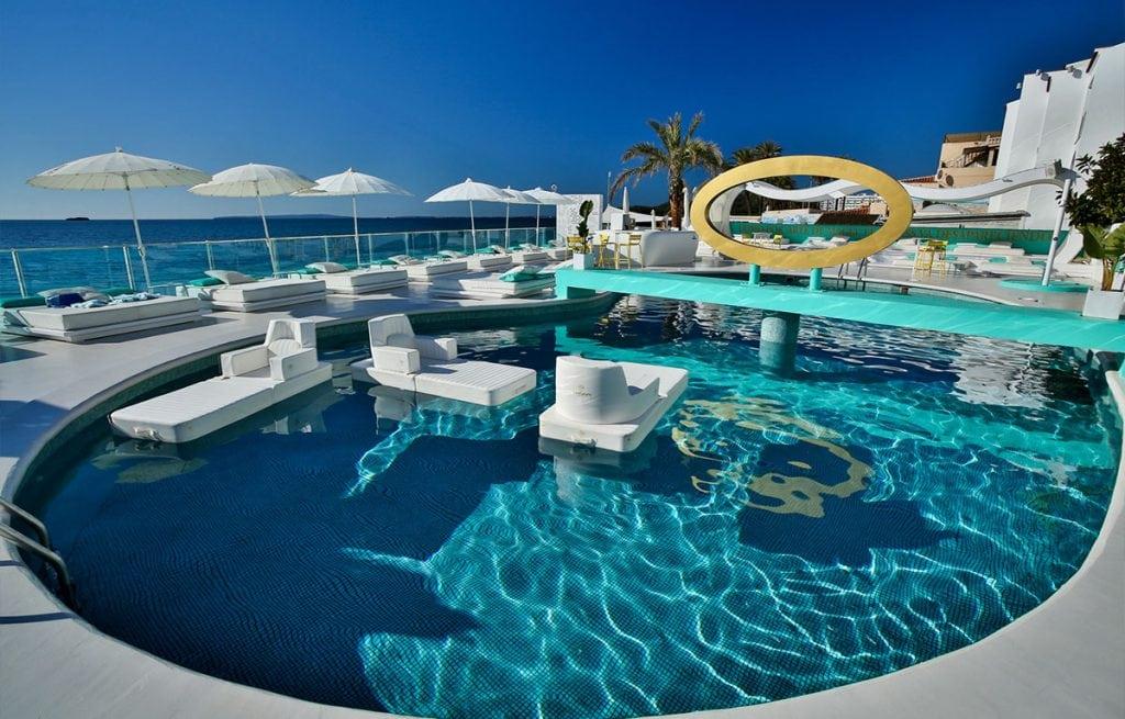 Santos Ibiza Suites pool