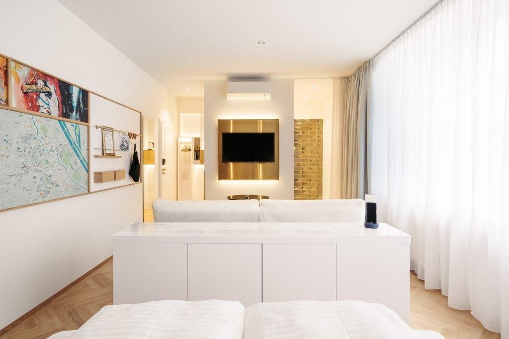 Zimmer, Foto by Gregor Hofbauer