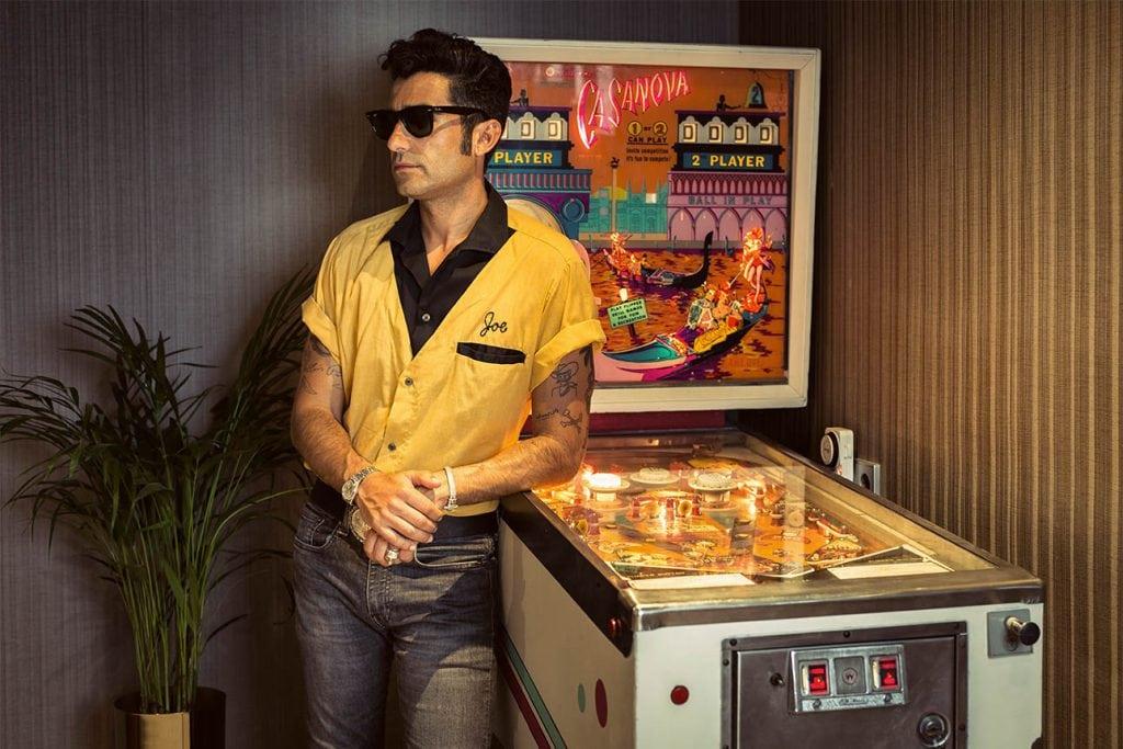 Hotelier Diego Calvo