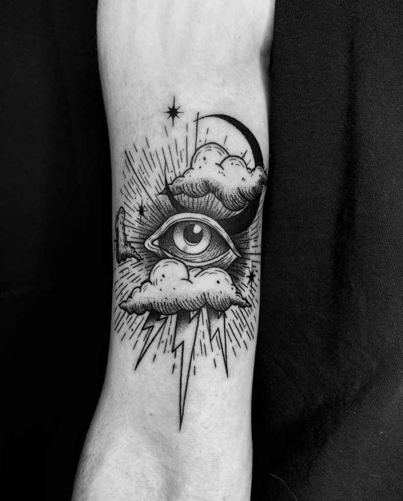 tattoo art by Larissa Paar
