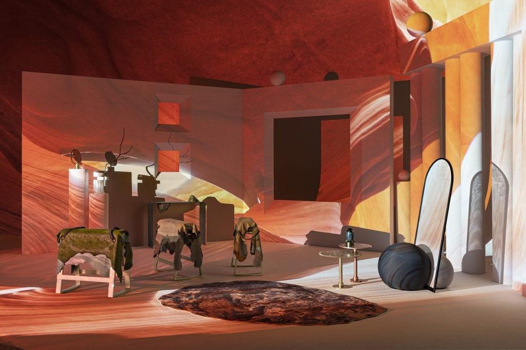 Projections - Studio MILO x JCP Universe