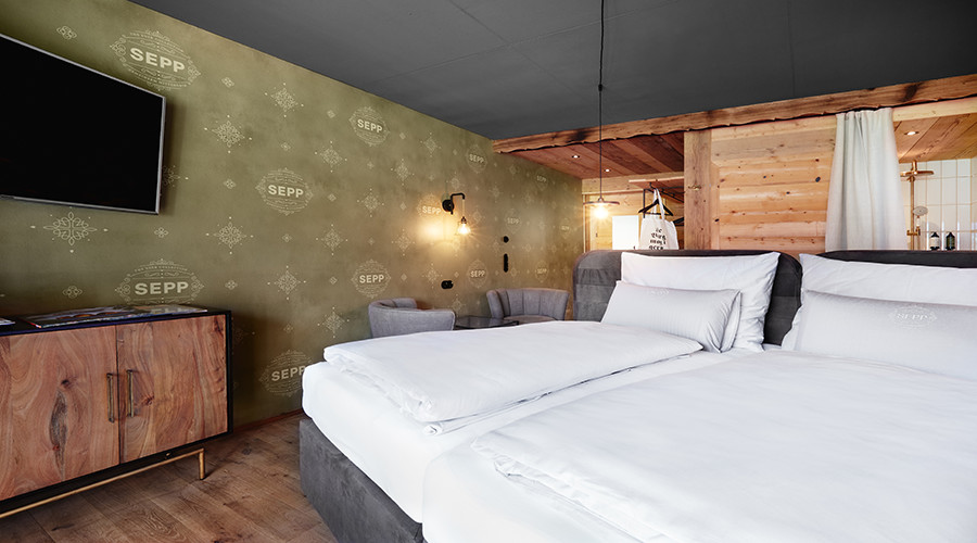 The Eder Collection: Hotel SEPP