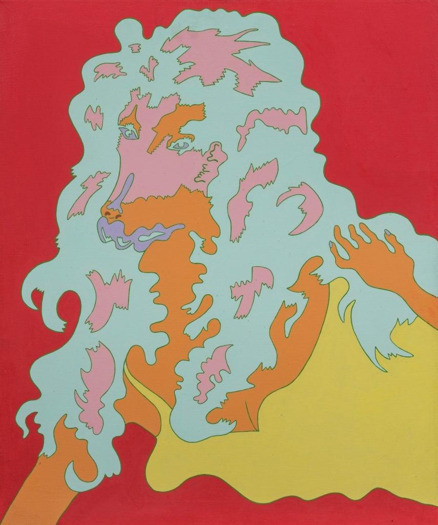 art auction Karl Wirsum