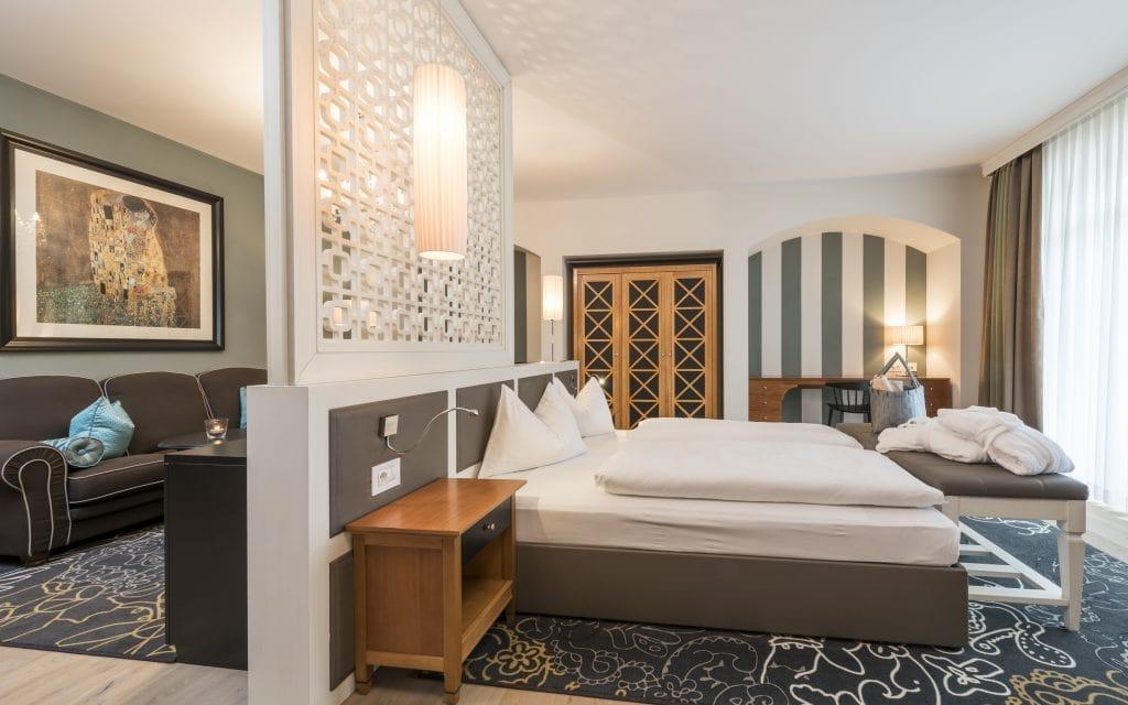 Post Hotel Innichen room