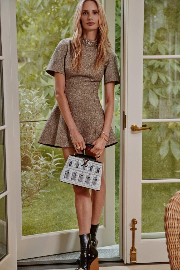 Louis Vuitton x Laura Santo Domingo - Capucines