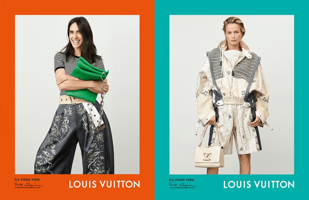 Louis Vuitton SS21 Women's Kampane