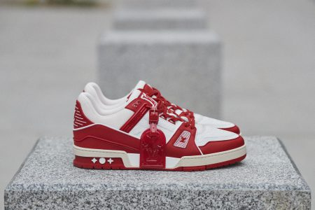 Louis Vuitton | (RED) Trainer