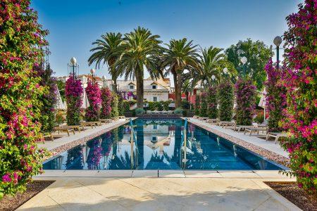 Hotel Leomongarden Pool