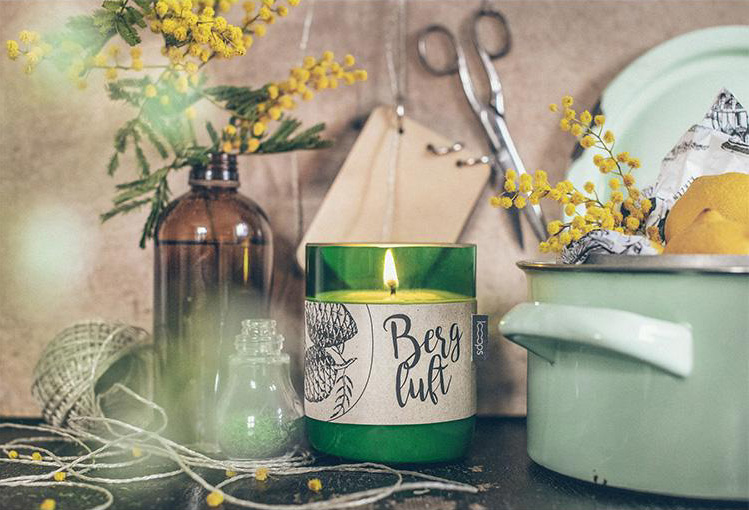 Looops candle manufacturer