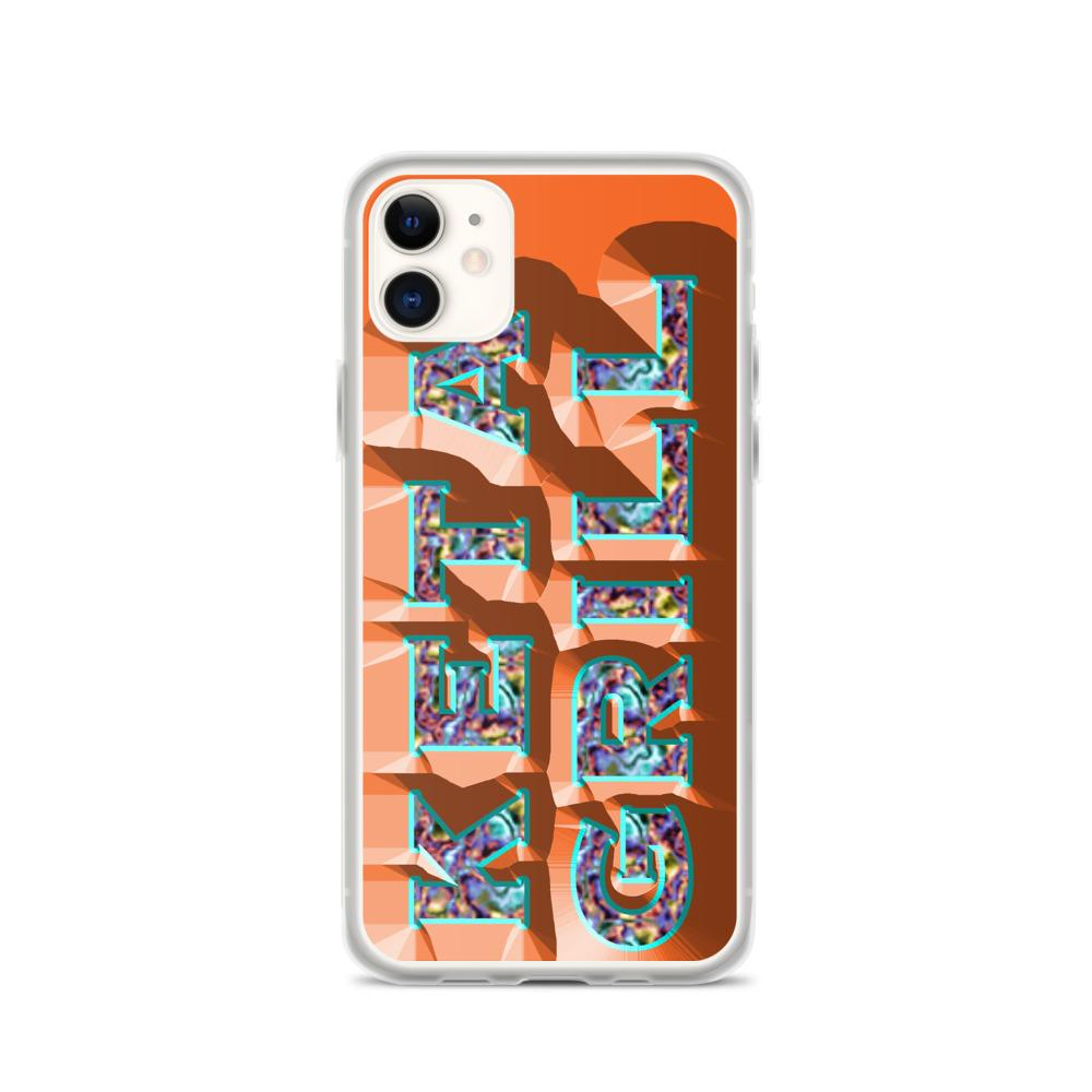 Ketagrill iPhone Case by Martin Grandits, Coverstory: What is of value to me?
